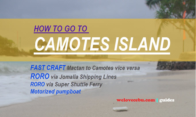 HOW TO GO: Camotes Island Transpo Commuting Options